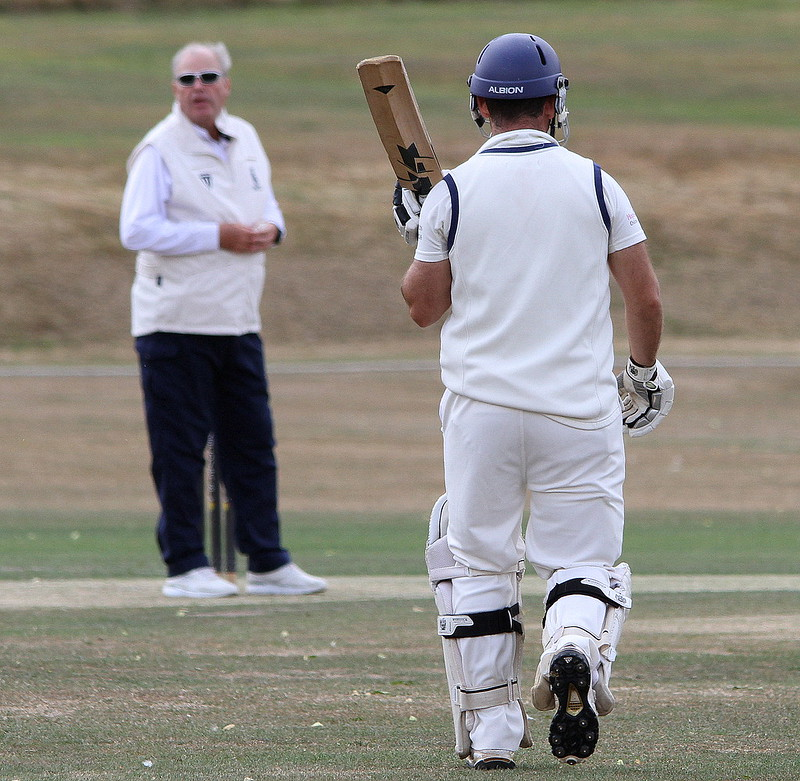 Wellington 1st XI v Oswestry 1st XI 28-07-18 (1)