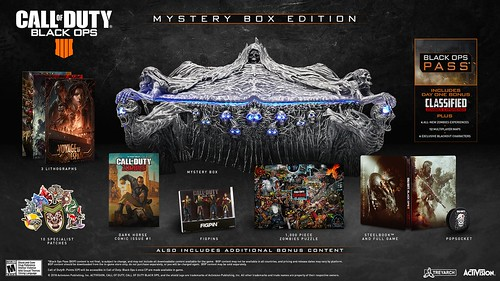 Call of Duty Black Ops 4: Mystery Box Edition | by PlayStation.Blog