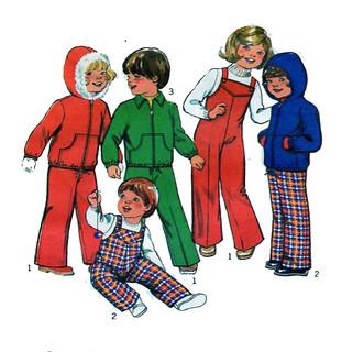 Style 2018 spring fall childrenswear