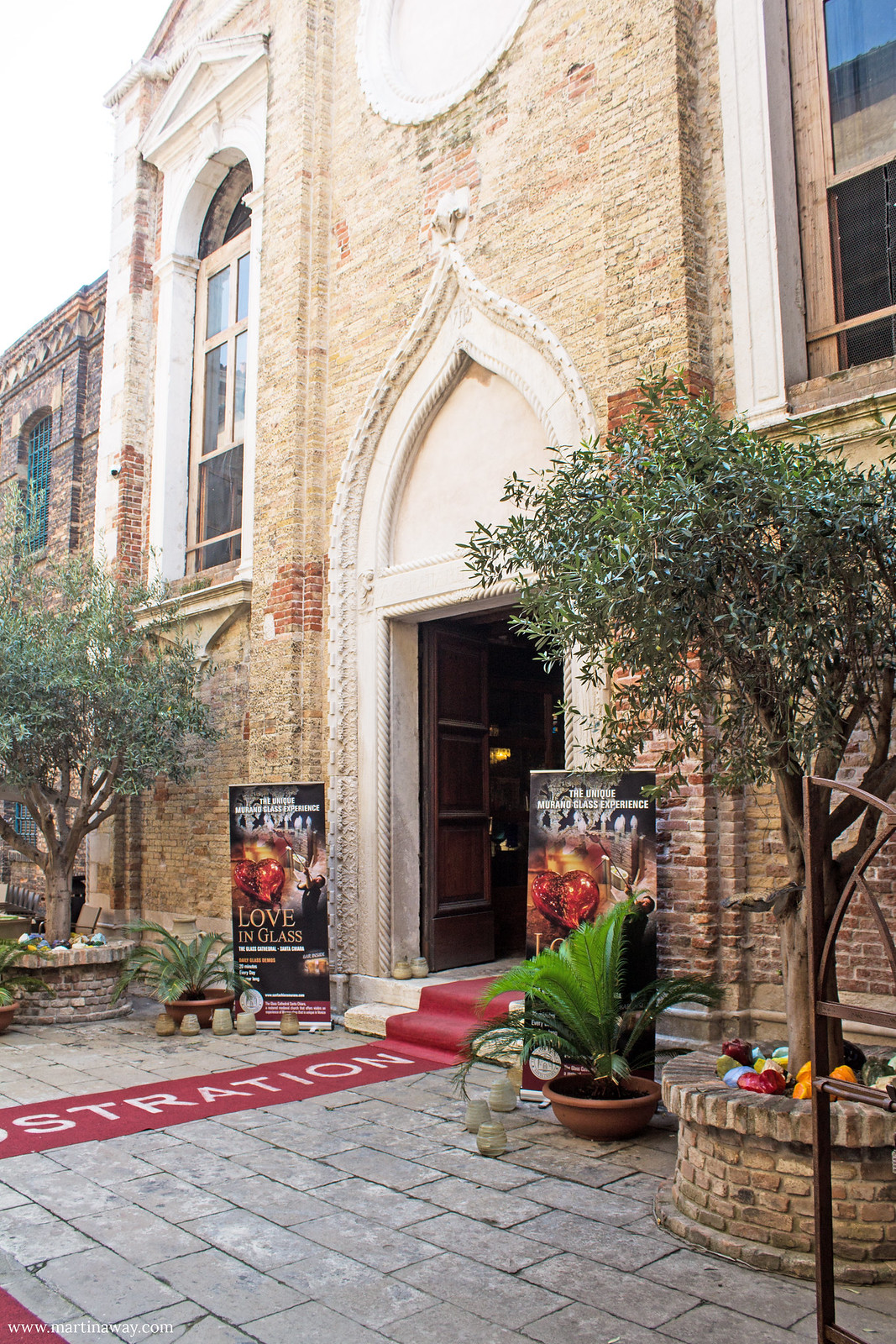 Ex Chiesa di Santa Chiara, Murano