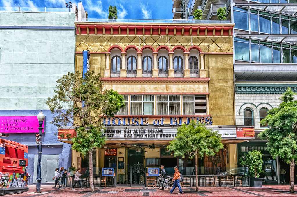 7b090ee8 House of Blues... | San Diego, California, United States of … | José ...