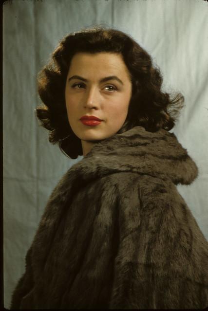Portrait c1950's