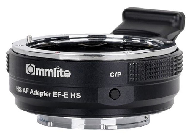 Commlite CM-EF-E HS