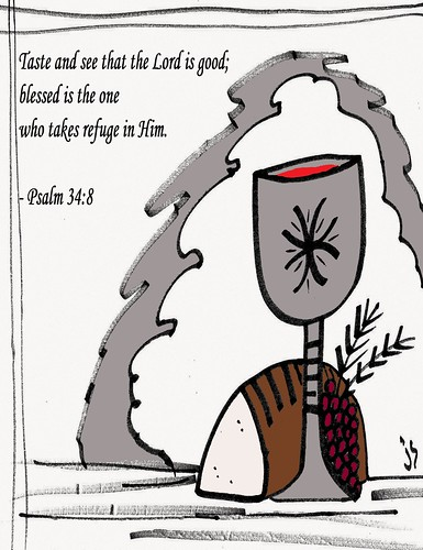 Psalm 34v