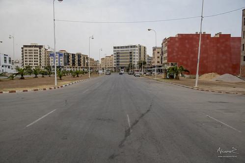 Calles de Nador, Marruecos