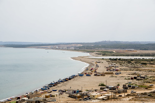 Rio Kert, Playas de Sammar, Provincia de Driouch, Marruecos
