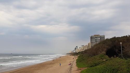 umhlangacoastline umhlanga skyline sea water ocean coast coastal coastline beach wave waves durban south africa southafrica
