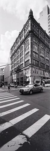 New York Street Corner   by joshkehn