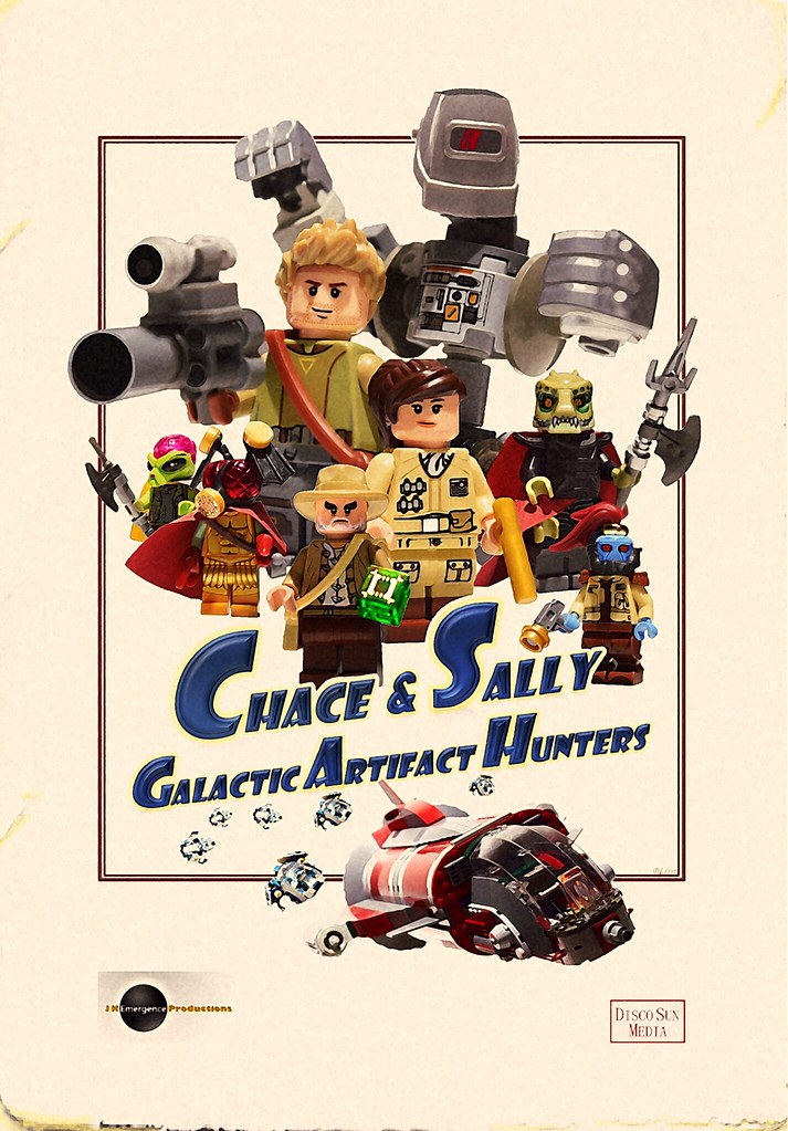 Chace And Sally Poster