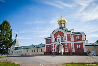 Иверский монастырь 330