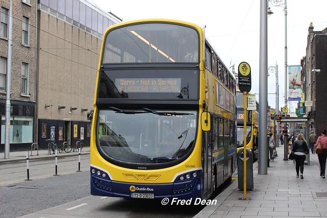Dublin Bus SG366 (172D23033).