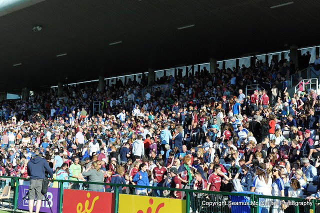 Monaghan Fans at Super 8 Game 3