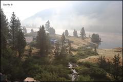 Tioga Lake @ Yosemite National Park