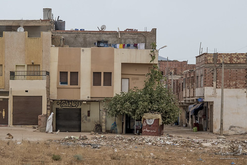 Carretera N-16, Nador, Marruecos