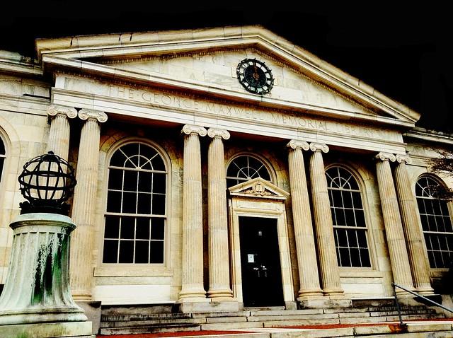 Historic Rockville - Rockville Public Library