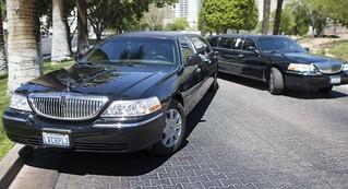Las Vegas Wedding Chapel limousines | by thelittlevegaschapel