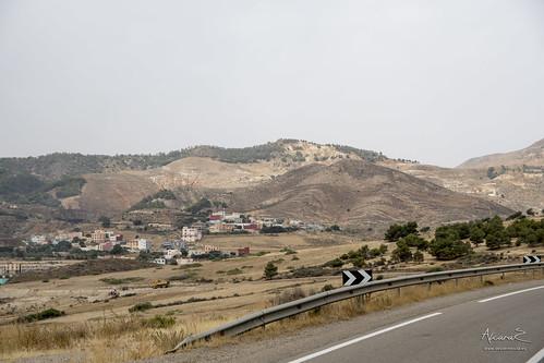 N-16, Provincia Nador, Marruecos