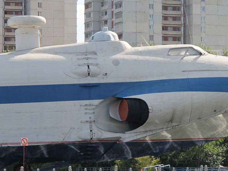 A-90 Orlenok Ekranoplan 2
