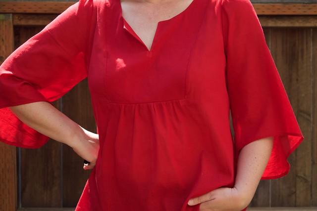 Phoenix blouse_front closeup-2