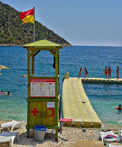 Lifeguard Tower | by DrOpMaN®