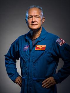 NASA Astronaut Doug Hurley (2 August 2018)Source:  NASA Johnson 43805704931_be4a5c365c_n.jpg