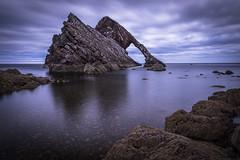 Bow Fiddle Rock, Portknockie, Moray