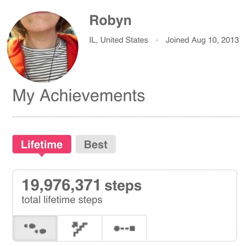 Fitbit anniversary | by robayre