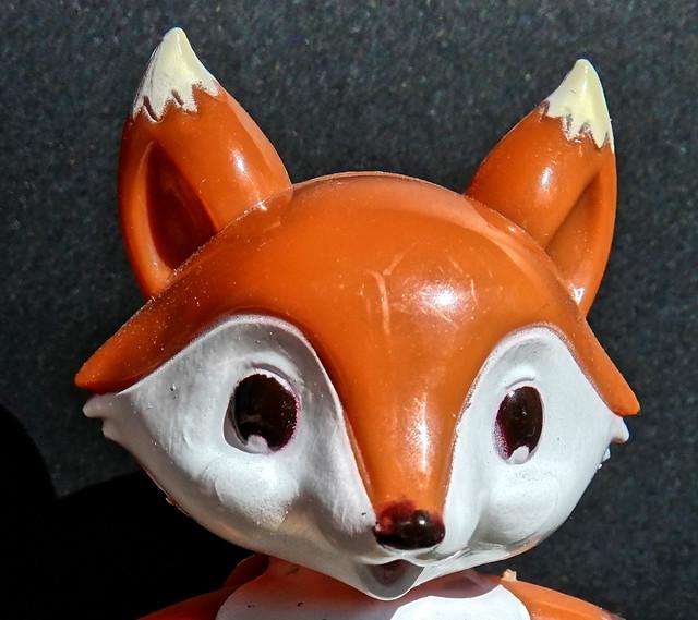 Bobble Head Fox