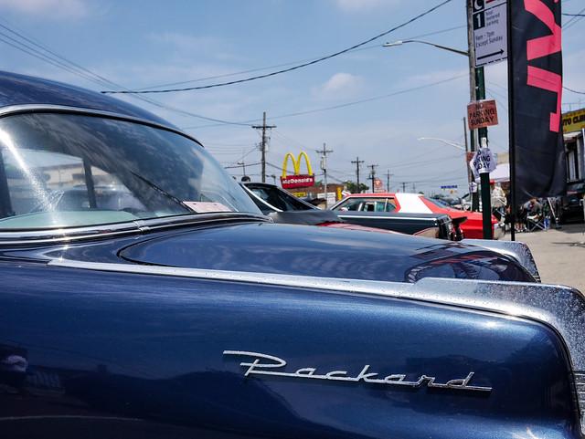 Packard at Proline Utica Avenue Car Show