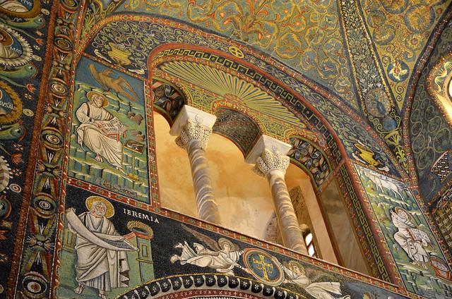 Architecture et mosaïques