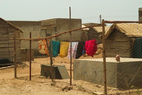 village rural karachi pakistan beach bhitkhori mubarakvillage sindh coast sea seascape