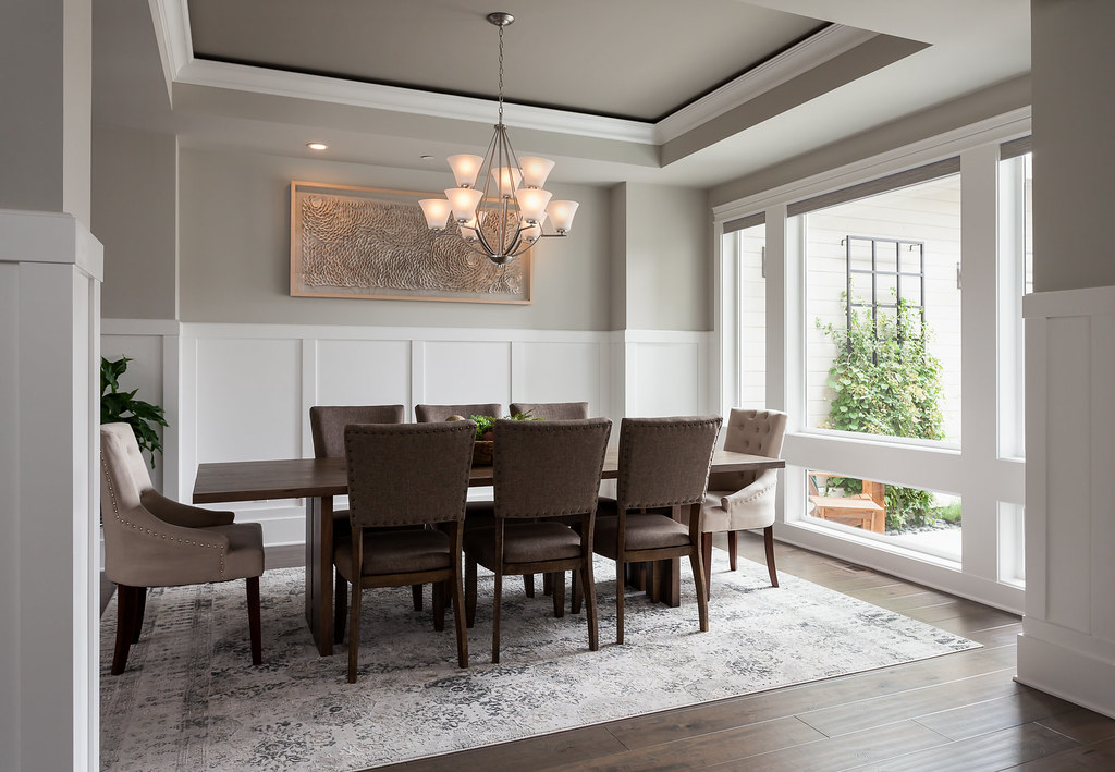 Dining Room | A Couple Of Ambient Frames Blended Together (d ...