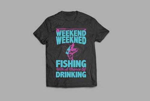 I Will Do Vintage T Shirt Design