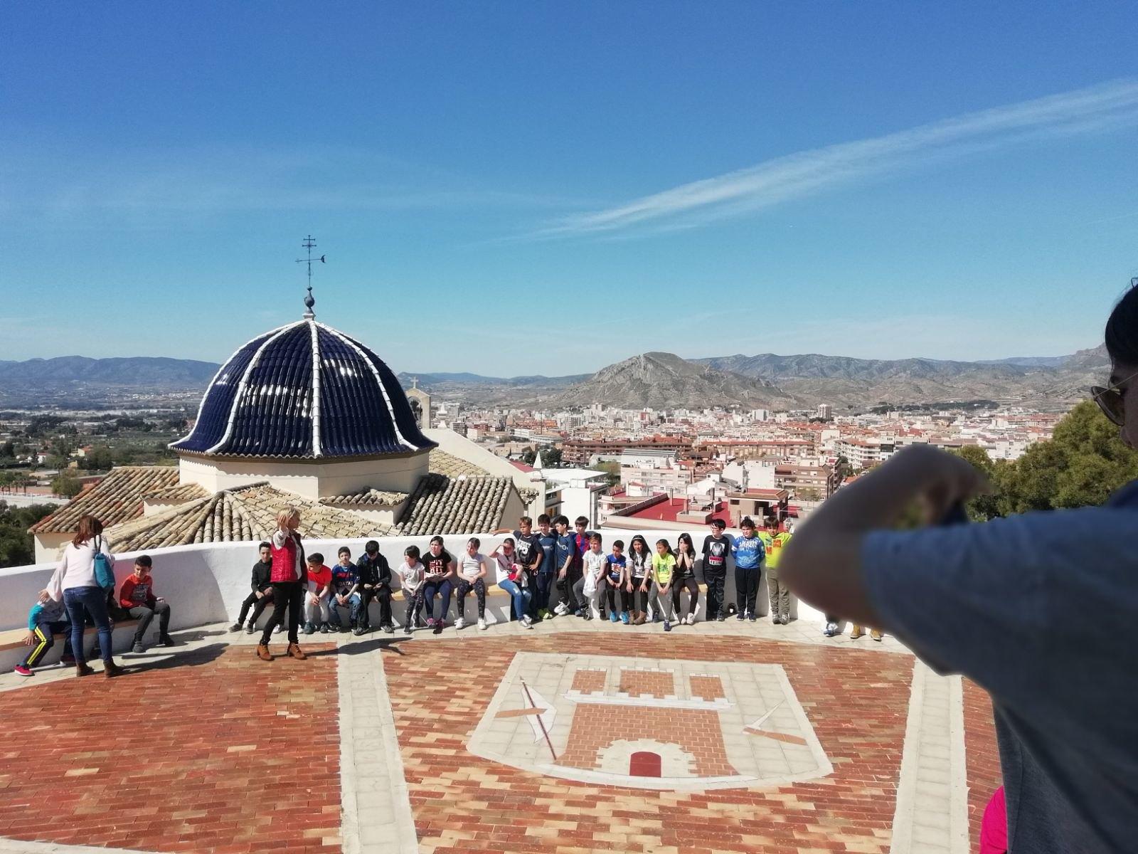 (2018-04-18) - Visita ermita alumnos Beatriz-Carmina-Lucía,3º,La Foia - María Isabel Berenguer Brotons - (09)