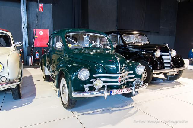 Renault 4CV - 1950