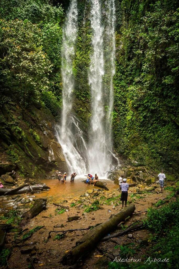 Erin Ijesha Waterfall / Olumirin Falls Nigeria Holidays and Travel Guide