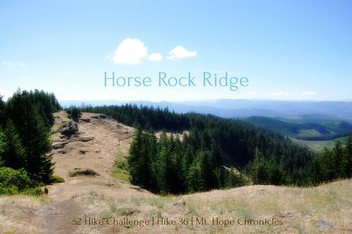 Horse Rock Ridge June @ Mt. Hope Chronicles   by Heidi @ Mt Hope