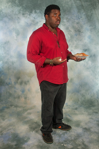 Jarin with food_5000 | by James J Bell