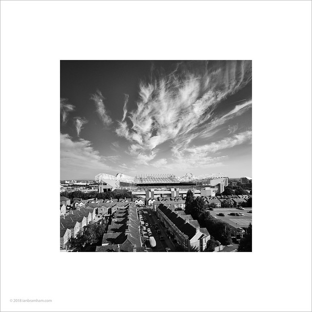 Old Trafford Clouds