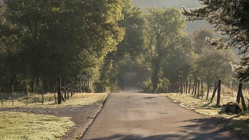 Sur la route *-*-- °