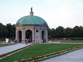 The Hofgarten, Munich
