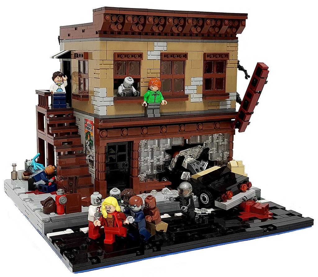 LEGO Zombie MOC   YouTube: youtu.be/r1YJ7JcK0b0 ...