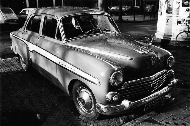 Vauxhall Cresta 1957