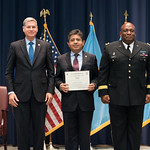 Fri, 07/27/2018 - 14:41 - On July 27, 2018, the William J. Perry Center for Hemispheric Defense Studies hosted a graduation ceremony for its 'Defense Policy and Complex Threats' and 'Cyber Policy Development' programs. The ceremony and reception took place in Lincoln Hall at Fort McNair in Washington, DC.