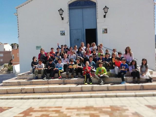 (2018-04-18) - Visita ermita alumnos Beatriz-Carmina-Lucía,3º,La Foia - María Isabel Berenguer Brotons - (05)