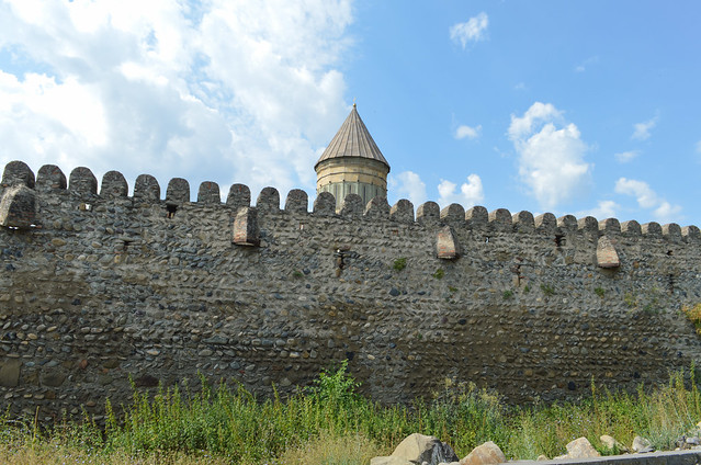 Cathedral walls