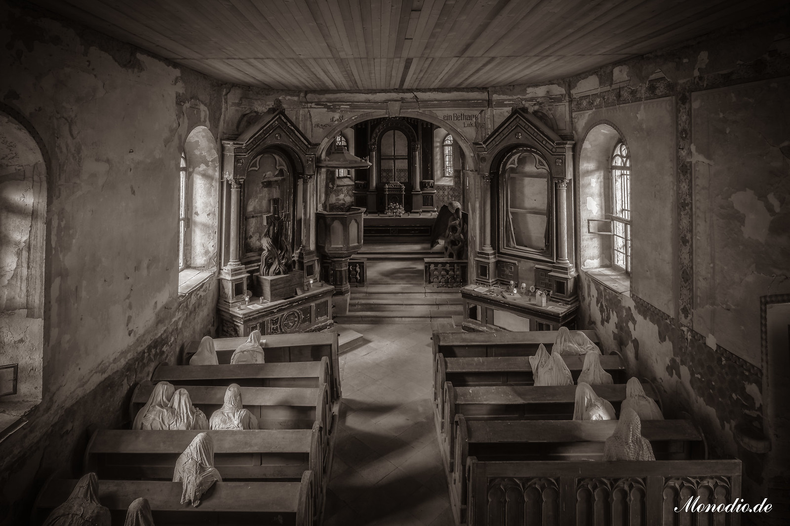 The Ghost's of St. George's