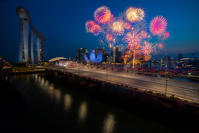 Majulah Singapore