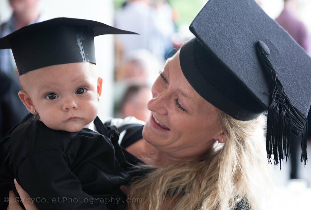Genius Baby Graduate