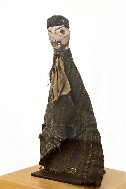 Autoportrait de Paul Klee (Berne, Suisse)